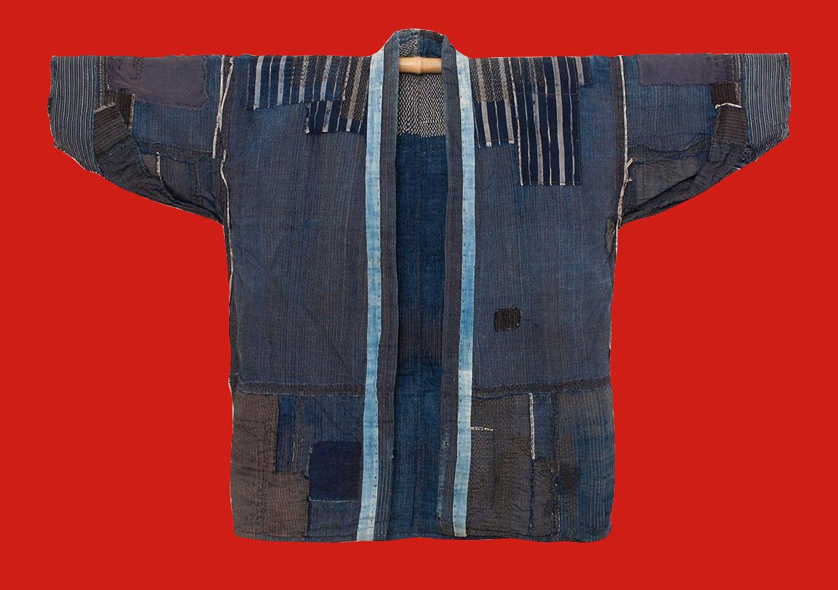 Boro Naragi Jacket