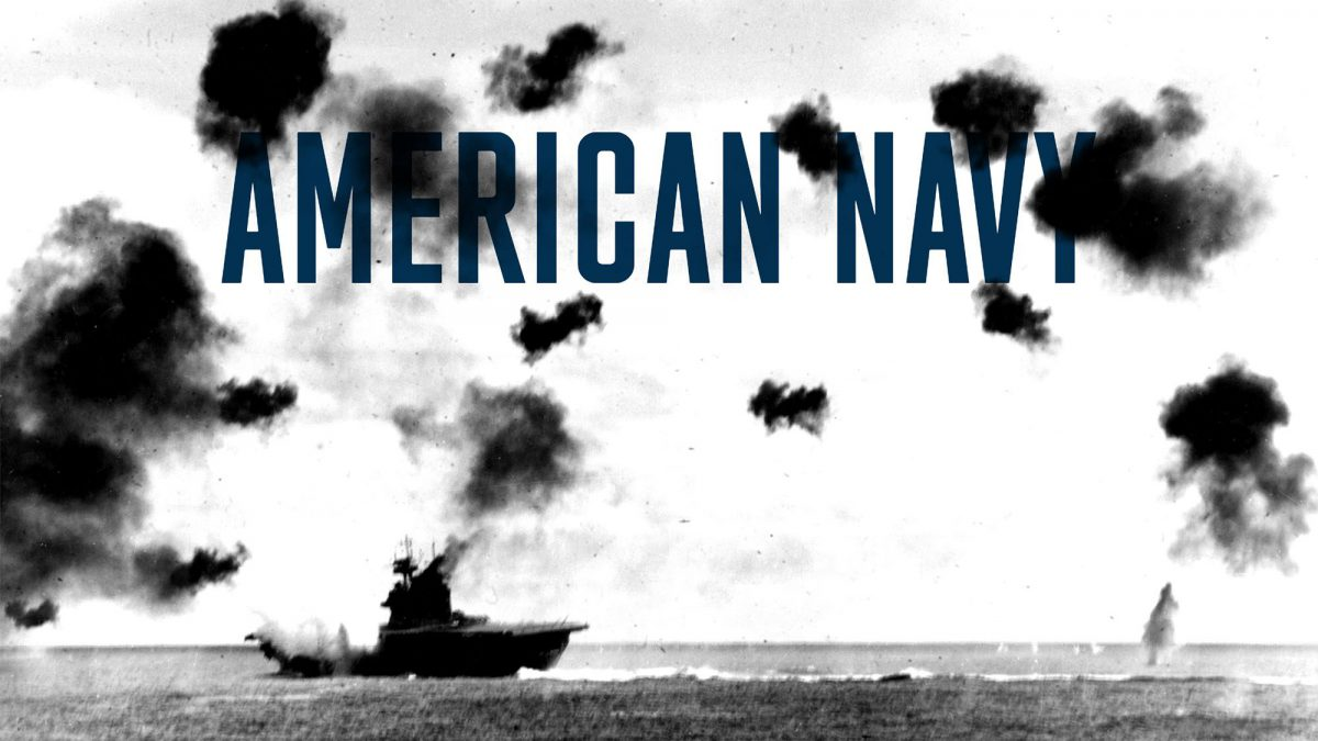Design Epochs Feature American Navy